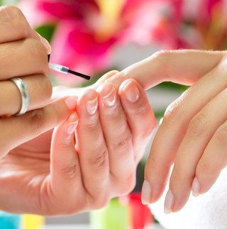 Gel nail treatments